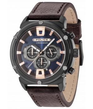 Montre POLICE Chronomètre Homme  ARMOR II  PL15047JSB.03