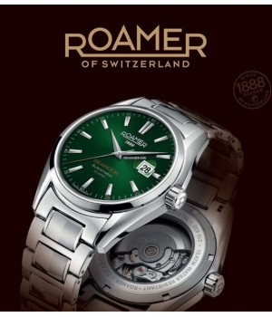 ROAMER SEAROCK Montre homme automatique