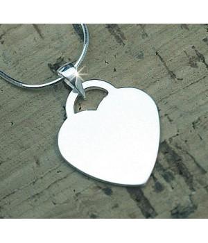 AOS018 Pendentif coeur...