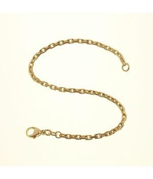Bracelet or massif 750...