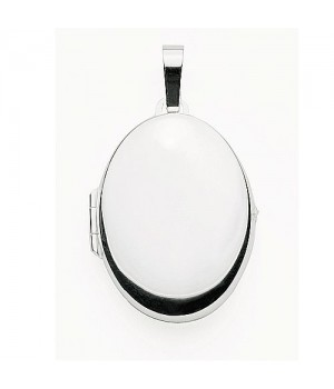 AOS131 Medaillon pendentif porte photo cassolette gravure gratuite
