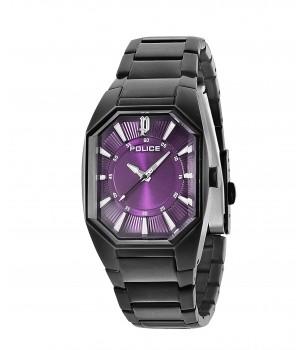 Montre Mixte Police  Octane violet P12895LSB-15M