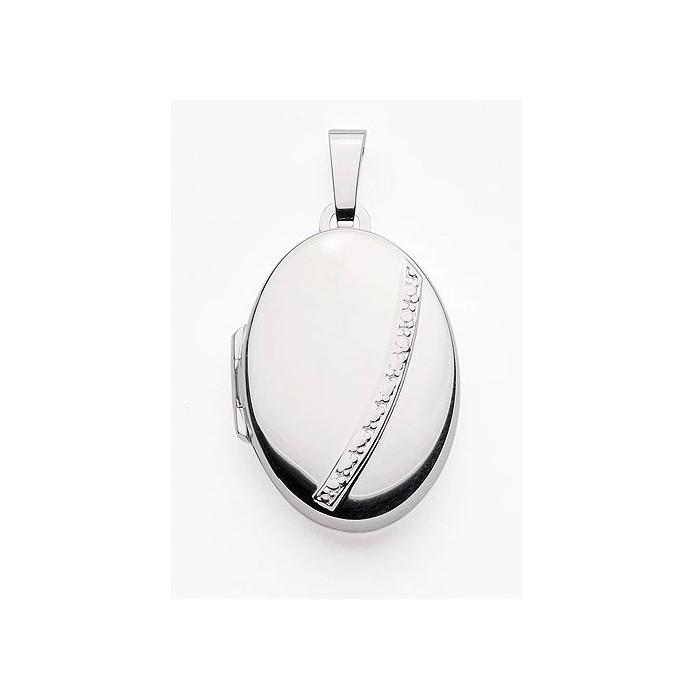 Aos135 medaillon pendentif porte photo cassolette gravure - Pendentif cassolette medaillon porte photo ...