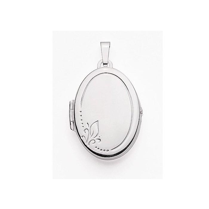 Aos137 medaillon pendentif porte photo cassolette gravure - Pendentif cassolette medaillon porte photo ...