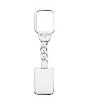 Porte clé argent massif 925 TA 95856