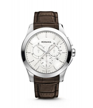 Montre Homme Chrono Rodania Swiss Made RS2507120