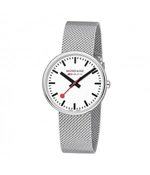 Montre Mixte Mondaine Swiss Made A763.30362.11SBM
