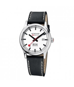 Montre Homme Mondaine Swiss Made A667.30308.16SBB