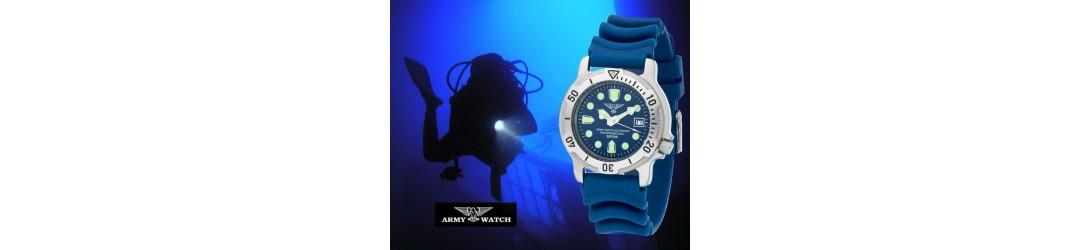 Montre étanche, pour plongéee sous marine